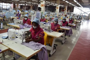 SWAPNO: Experience with Ready-made Garment Sector